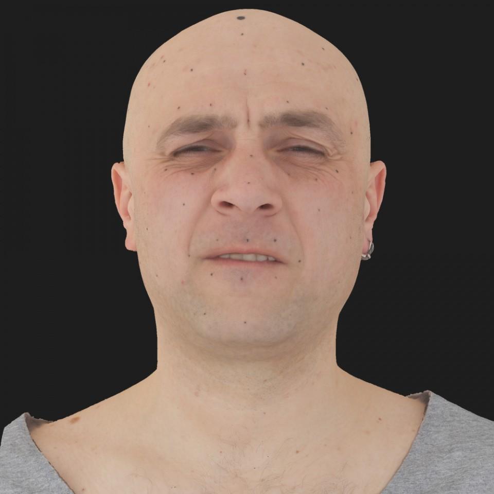 Paul Mitchell 15 Phoneme Hard FV-Eye Squint