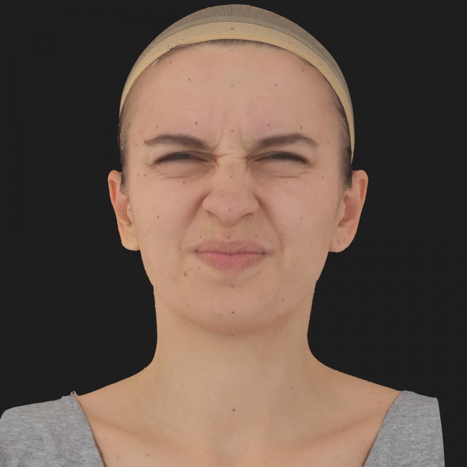 Peggy Blake 06 Face Compression