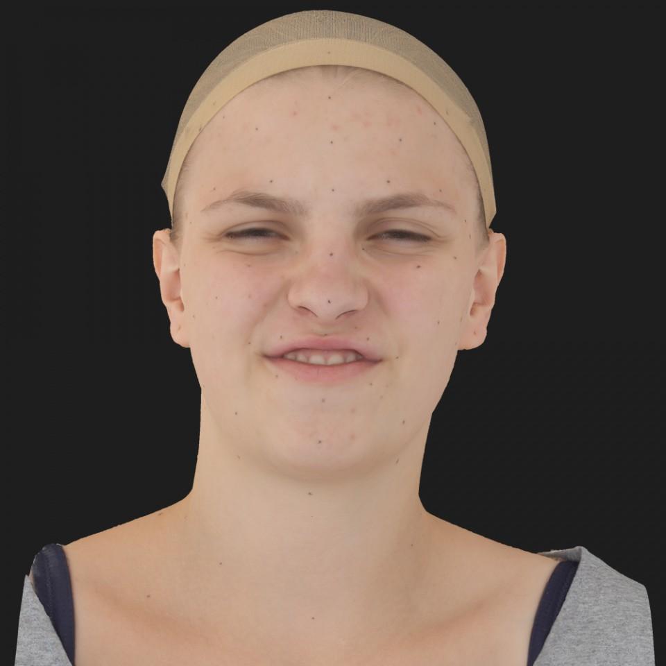 Penny Carlson 15 Phoneme Hard FV-Eye Squint