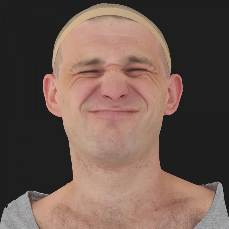 Peter Bonican 06 Face Compression