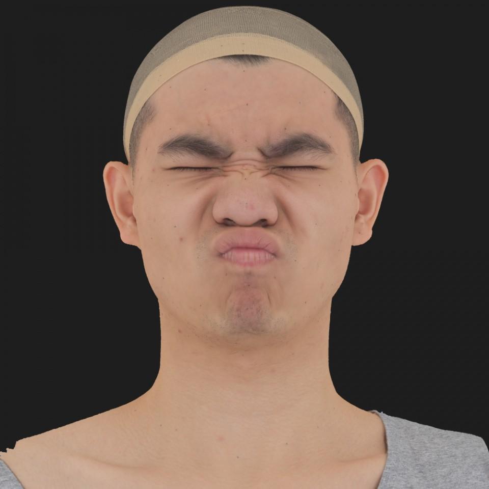 Preston Gim 06 Face Compression