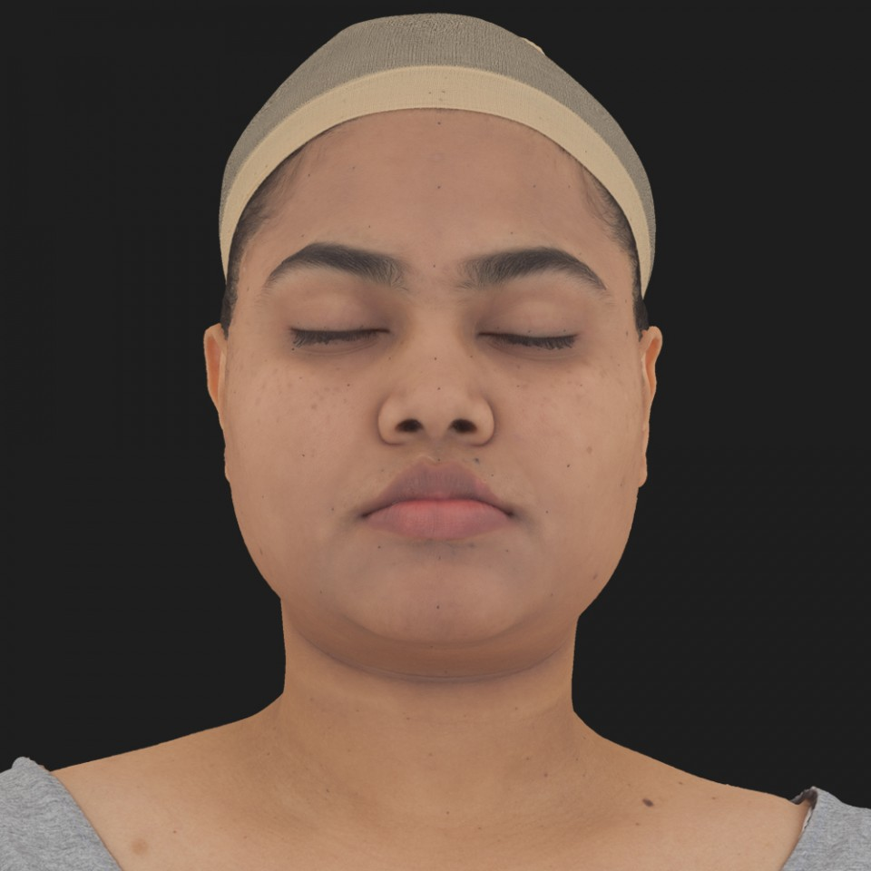 Prisha Dayal 02 Neutral-Eyes Closed