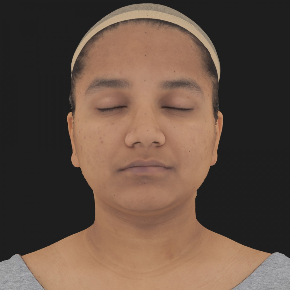 Priyanka Basu 02 Neutral-Eyes Closed