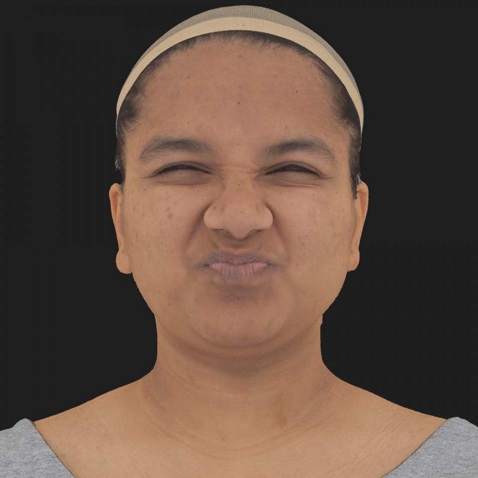 Priyanka Basu 06 Face Compression