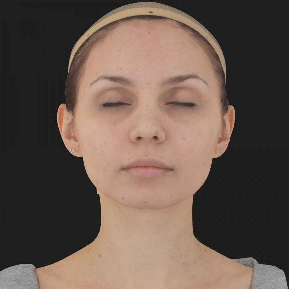 Rachel Gonzalez 02 Neutral-Eyes Closed
