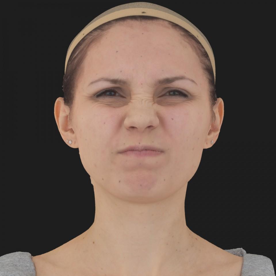 Rachel Gonzalez 06 Face Compression