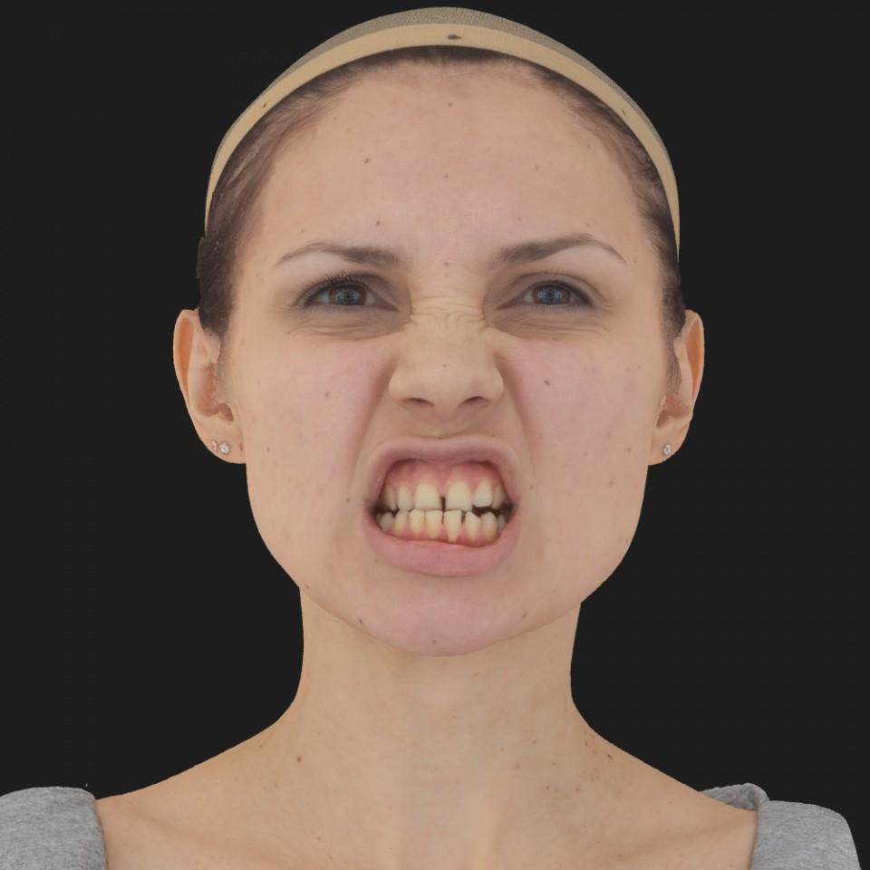 Rachel Gonzalez 20 Rage