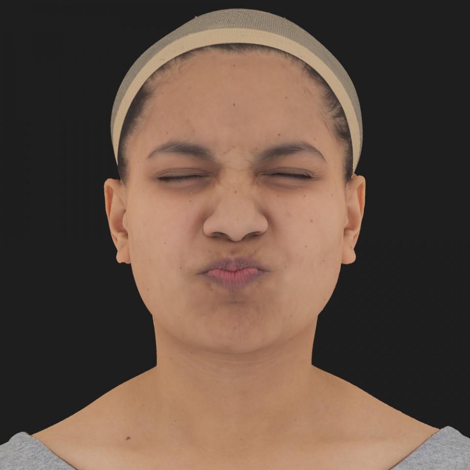 Rebecca Chopra 06 Face Compression