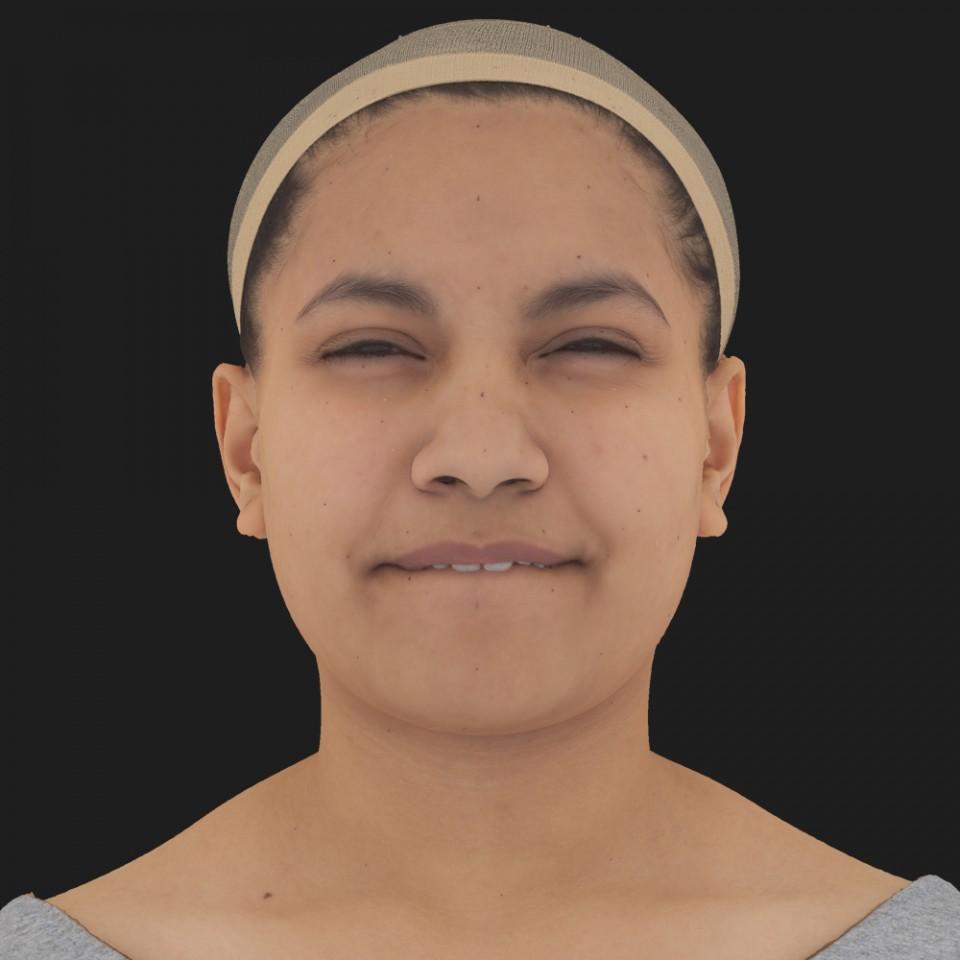 Rebecca Chopra 15 Phoneme Hard FV-Eye Squint
