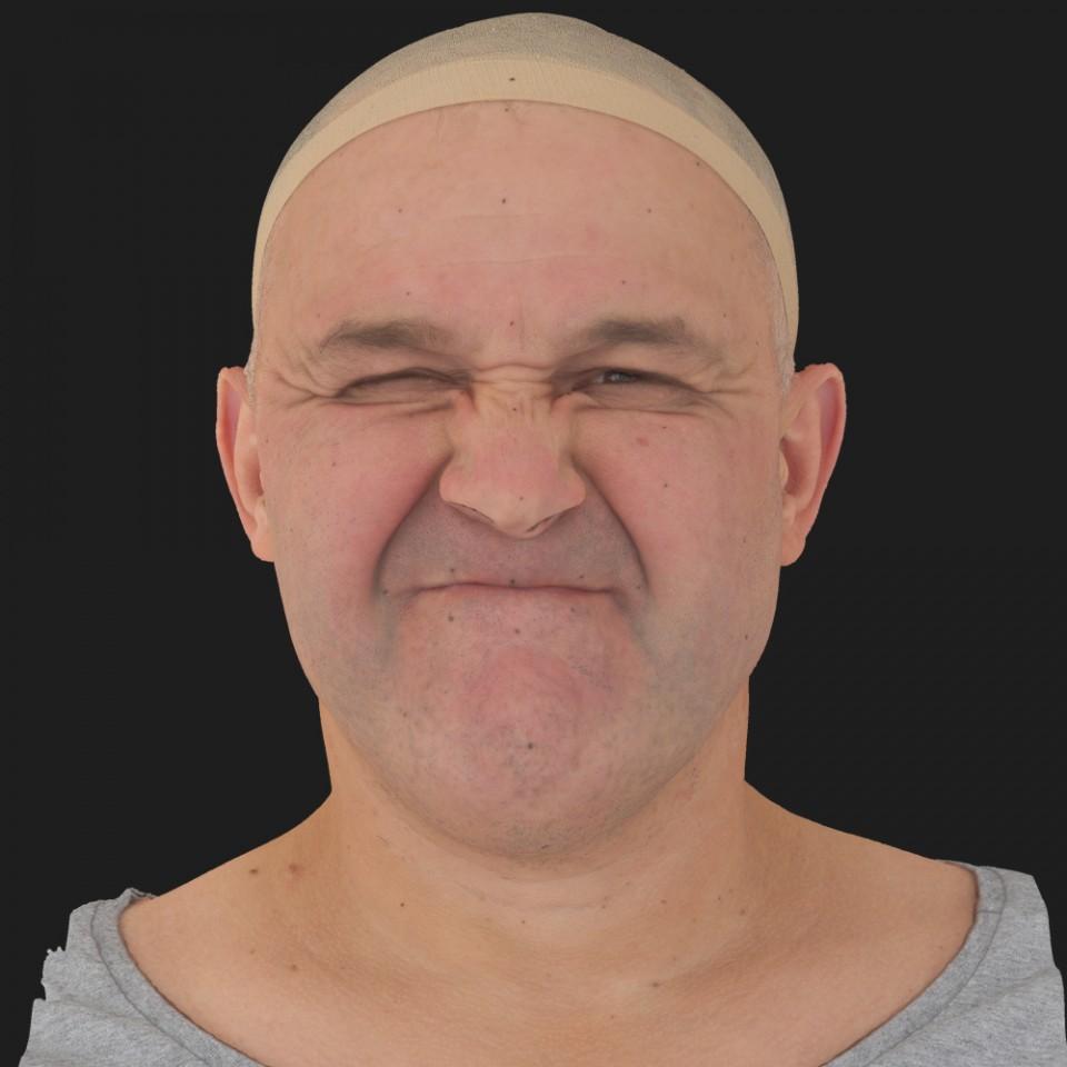 Rod Cohen 06 Face Compression