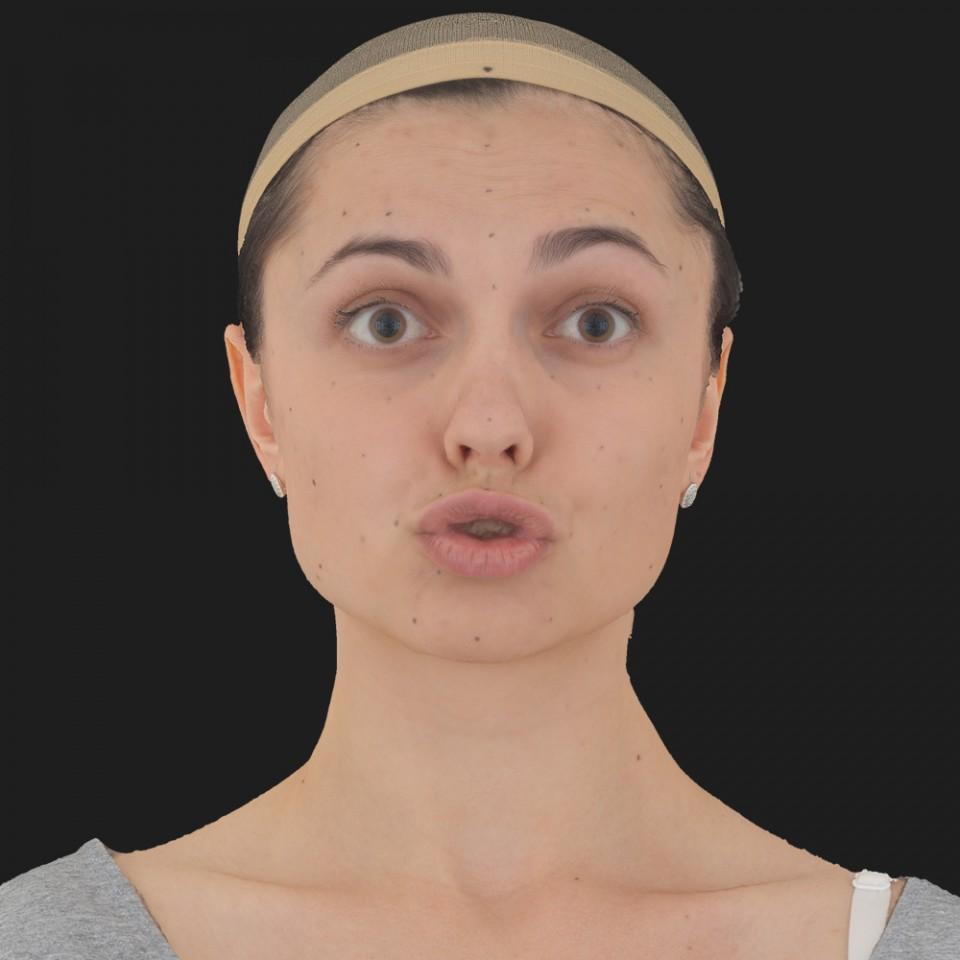 Rose Johnson 11 Phoneme OO-Brow Raise Eyes Open Wide