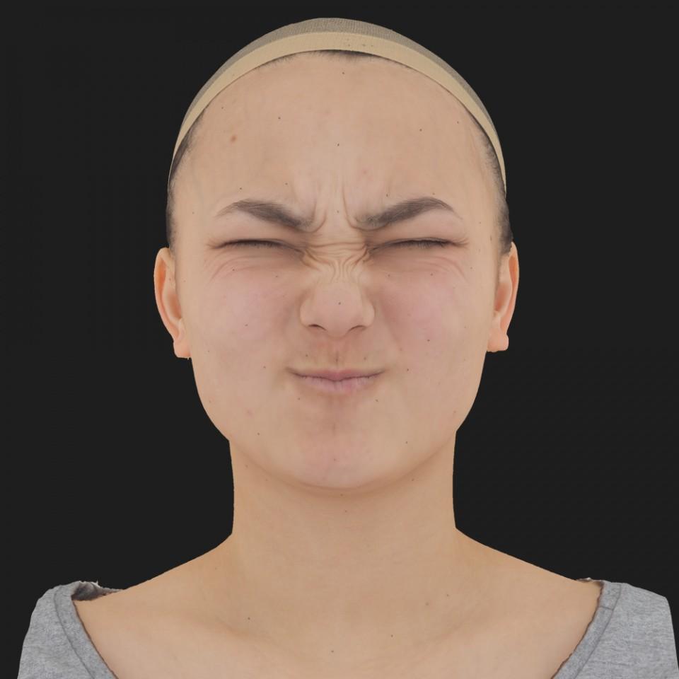 Rose Tomita 06 Face Compression