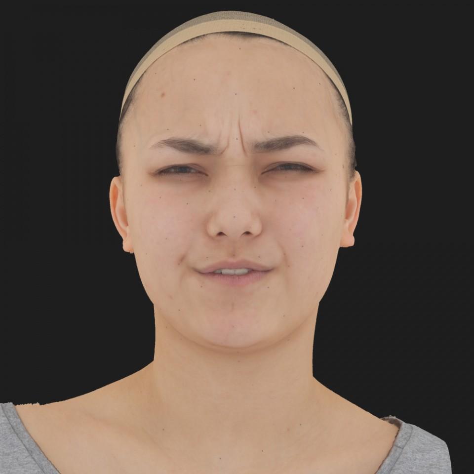 Rose Tomita 15 Phoneme Hard FV-Eye Squint
