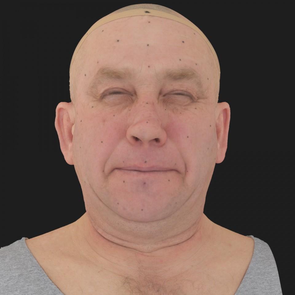 Roy Johnson 15 Phoneme Hard FV-Eye Squint