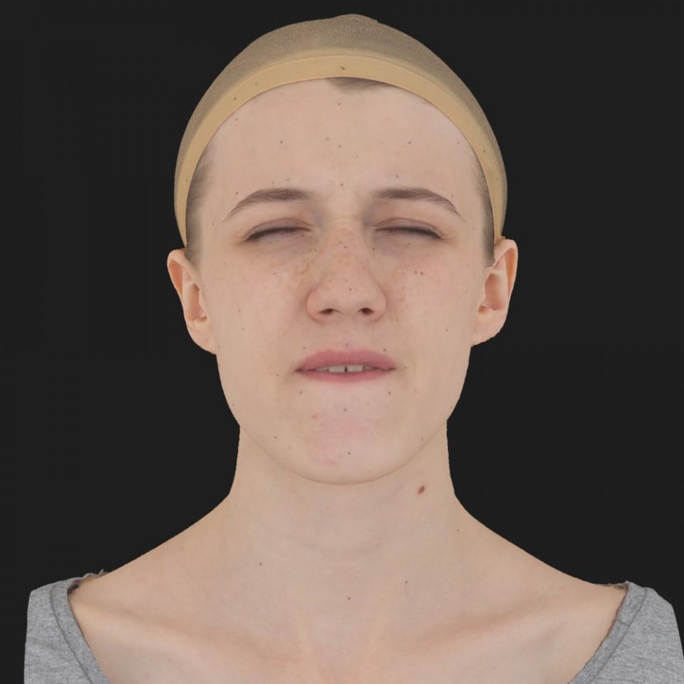 Ruby Farkas 15 Phoneme Hard FV-Eye Squint