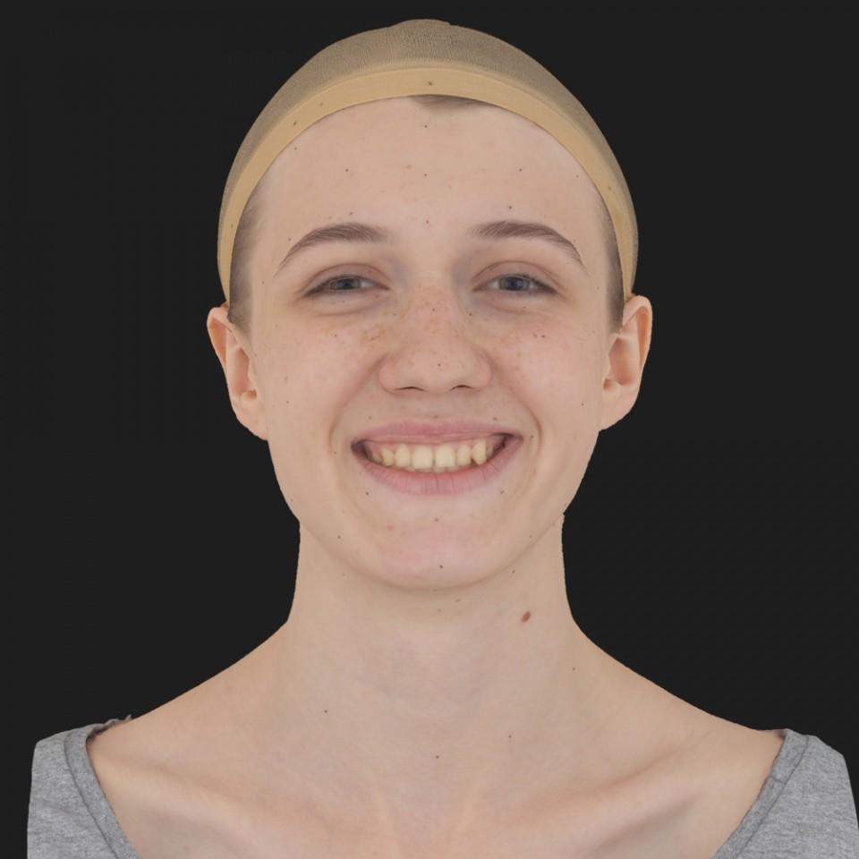 Ruby Farkas 16 Happy