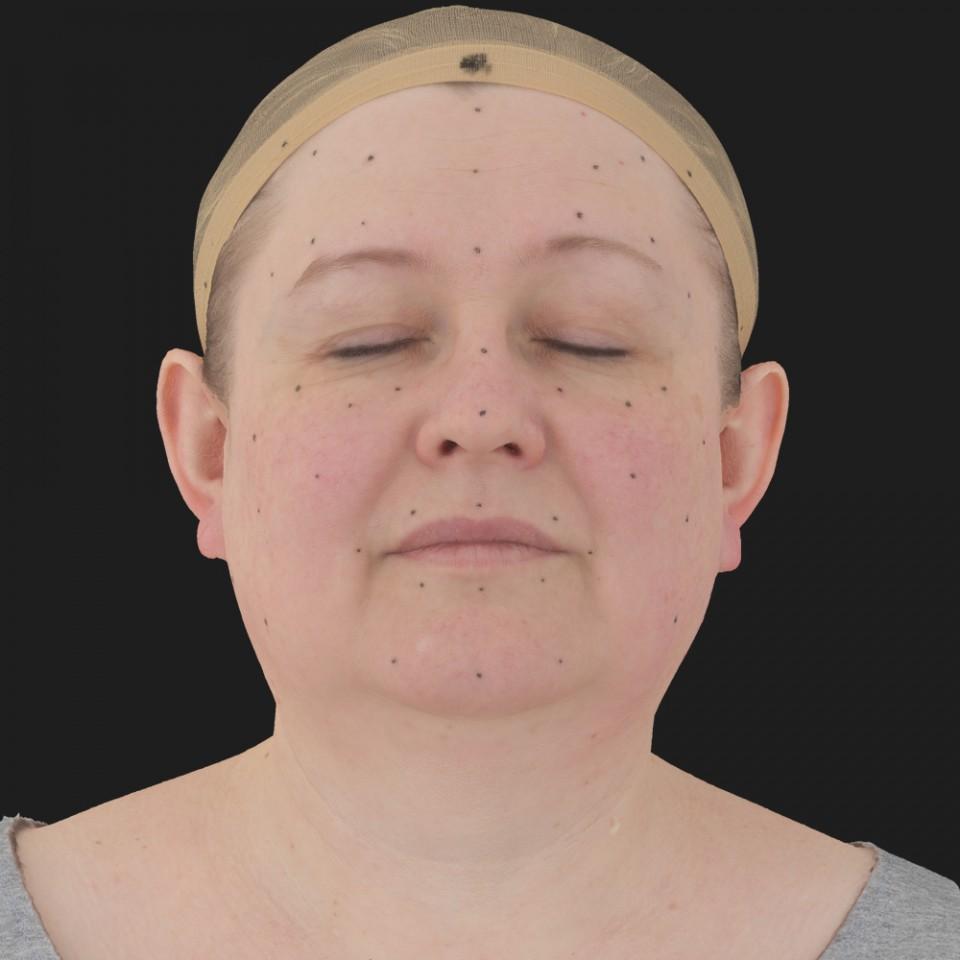 Ruth Morgan 02 Neutral-Eyes Closed