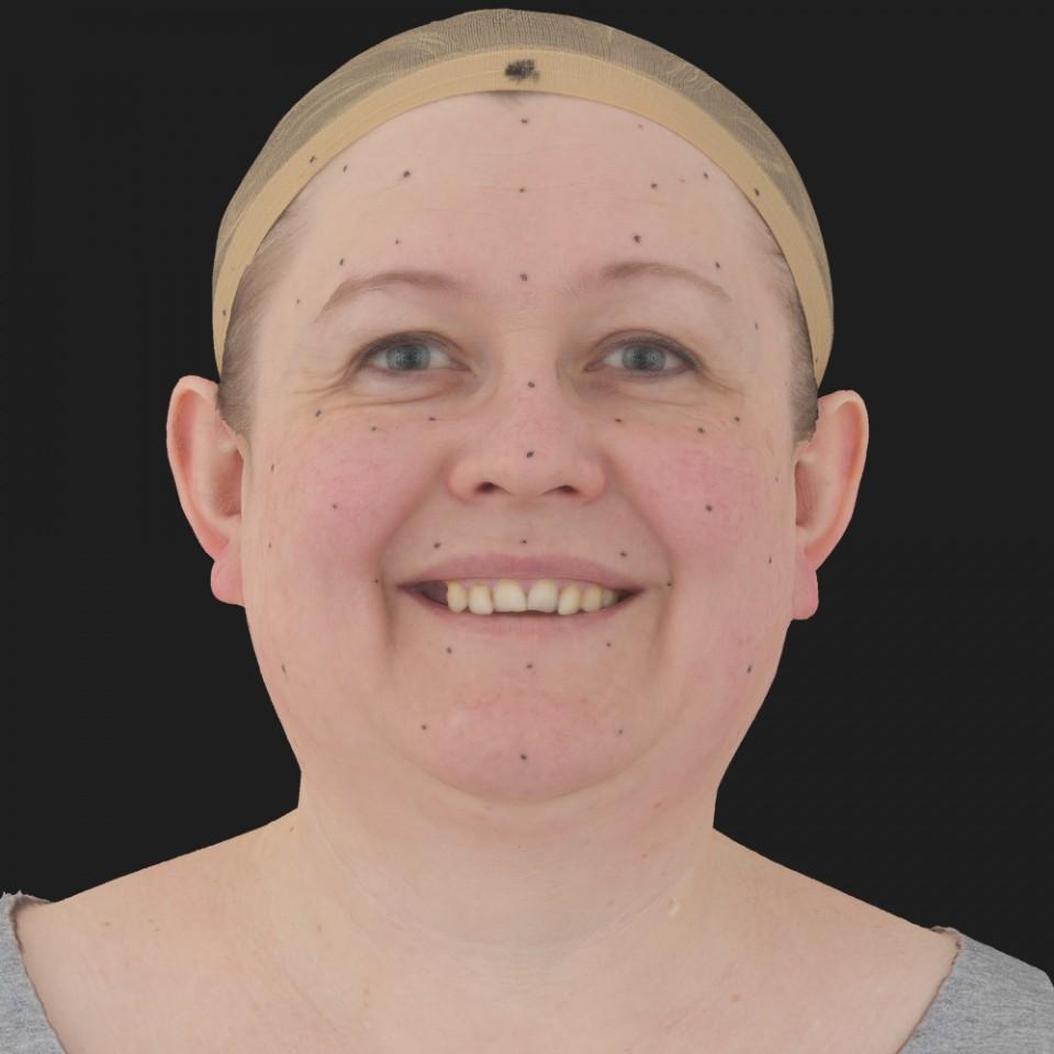 Ruth Morgan 04 Smile-Mouth Open