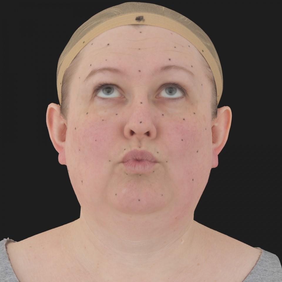 Ruth Morgan 12 Pucker-Look Up
