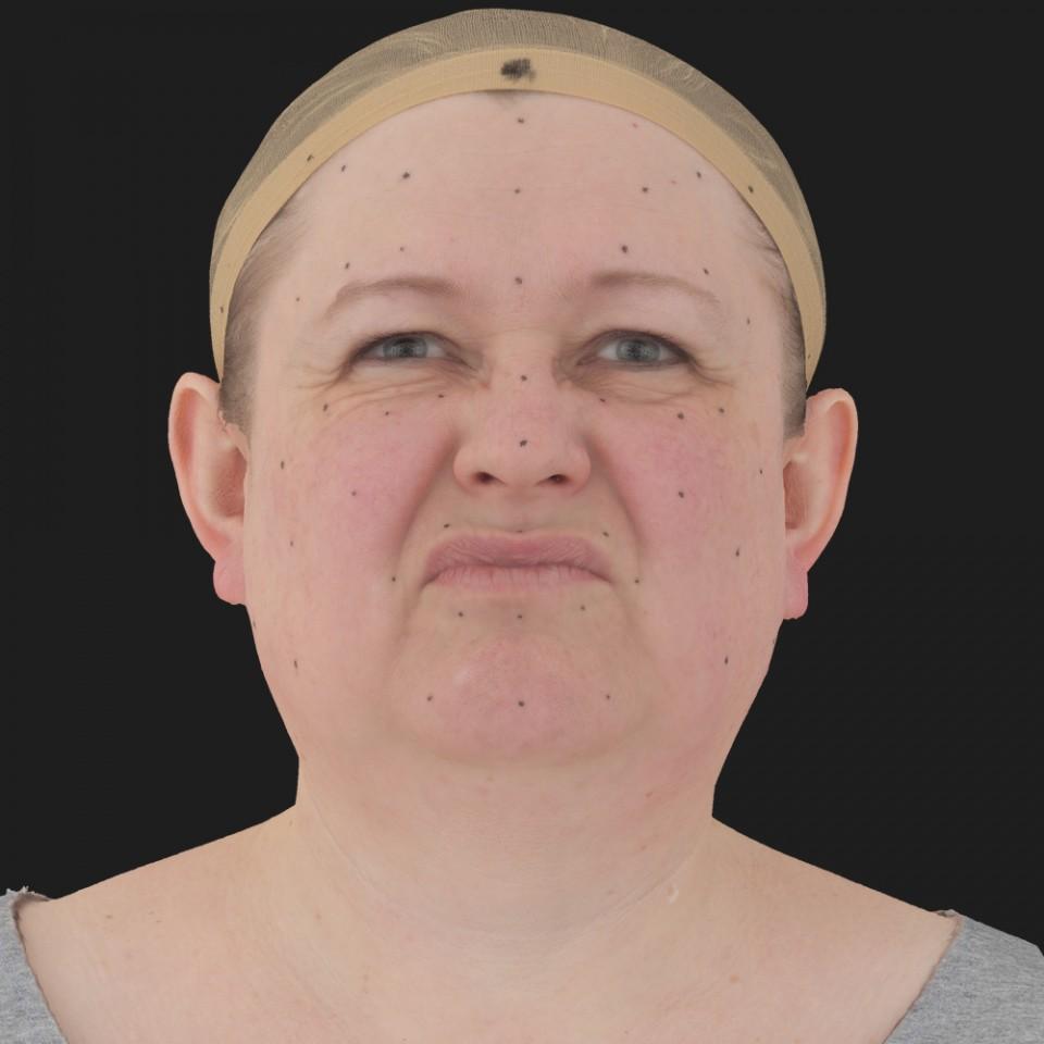 Ruth Morgan 19 Disgust