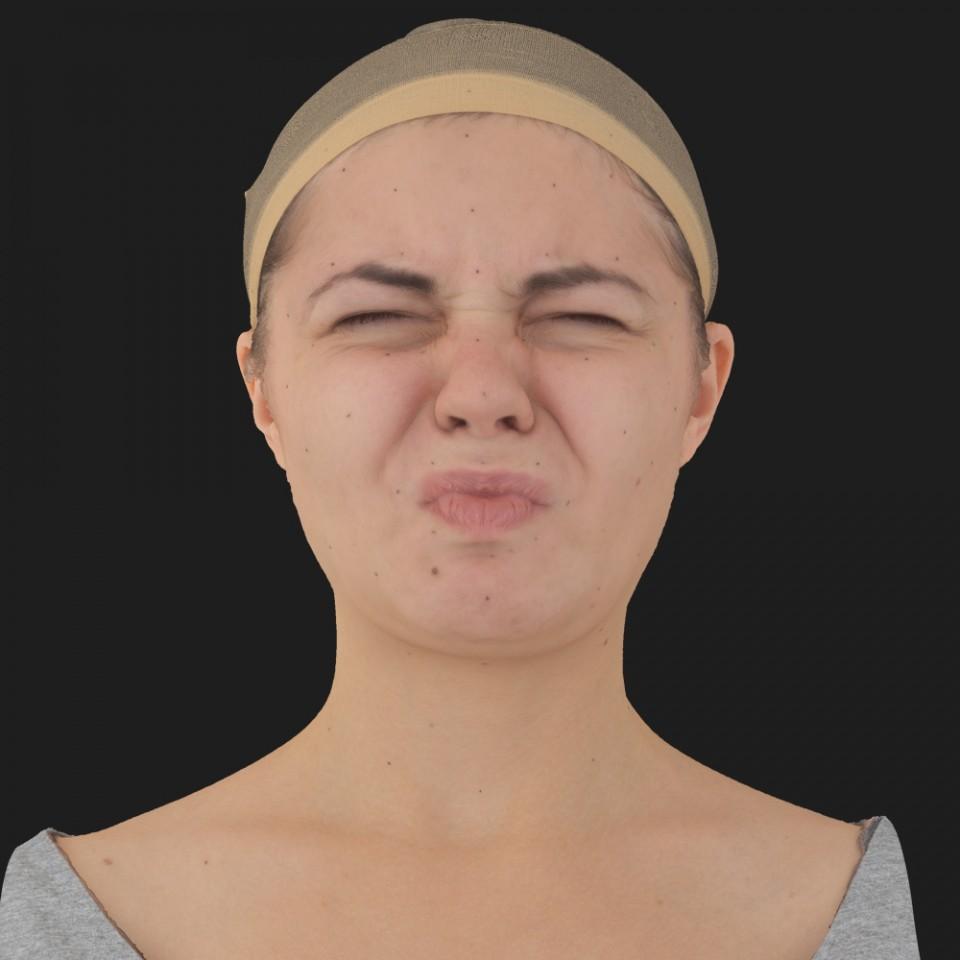 Sabrina Stewart 06 Face Compression
