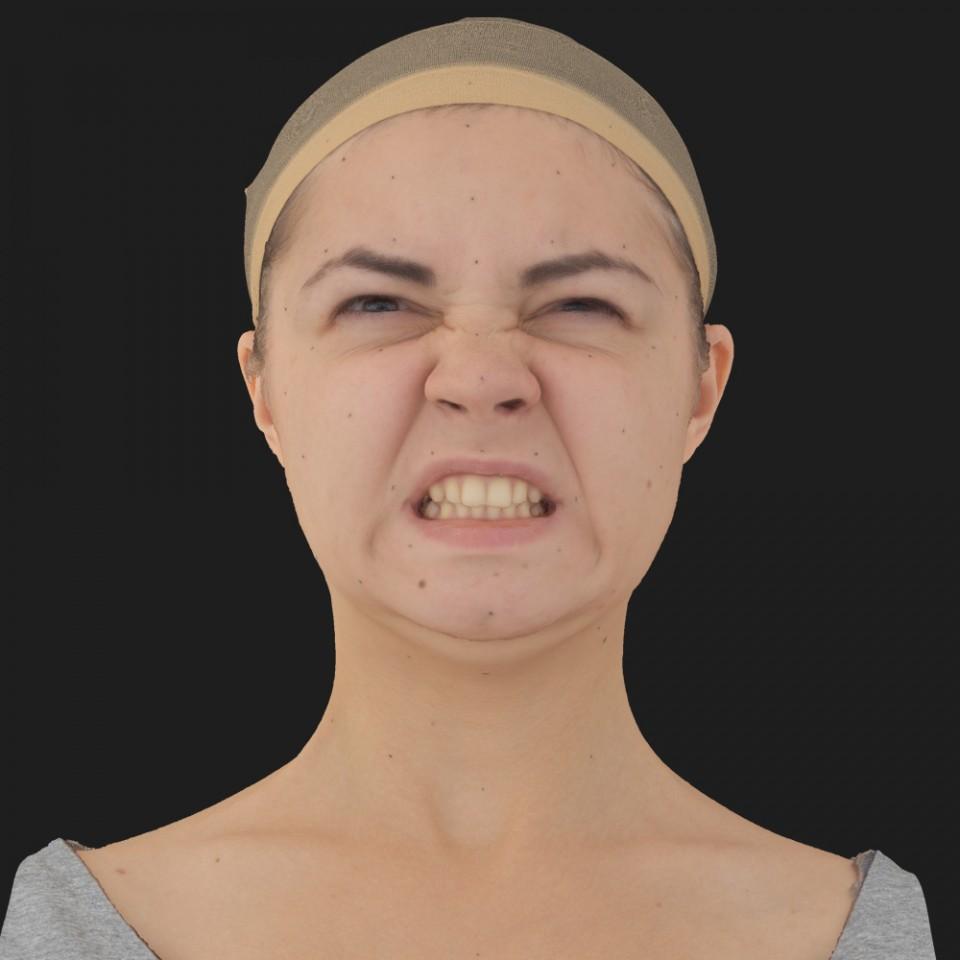 Sabrina Stewart 20 Rage