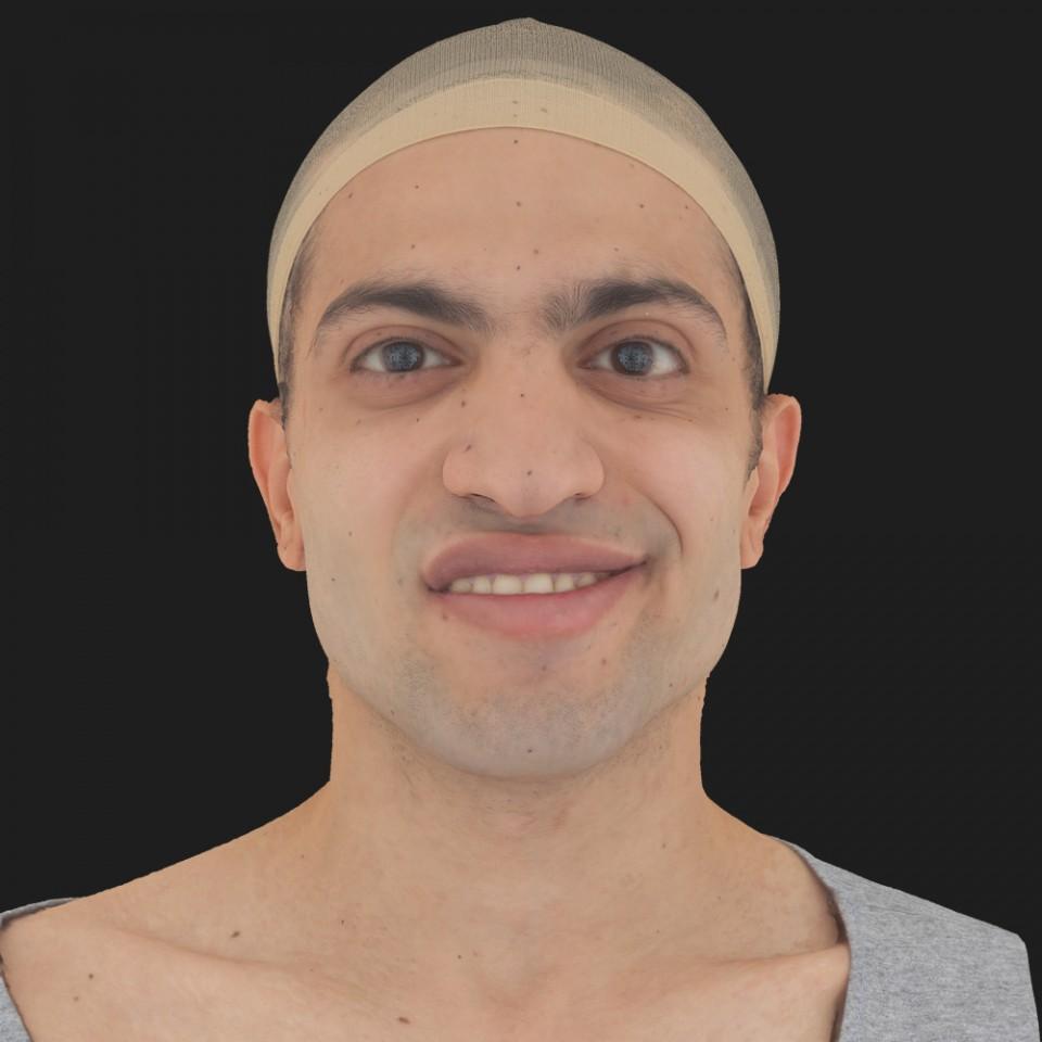 Samir Farsut 04 Smile-Mouth Open