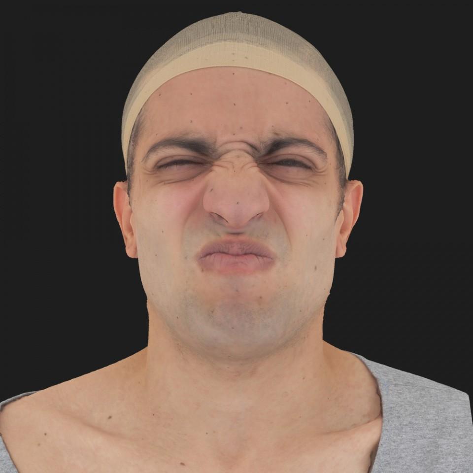 Samir Farsut 06 Face Compression