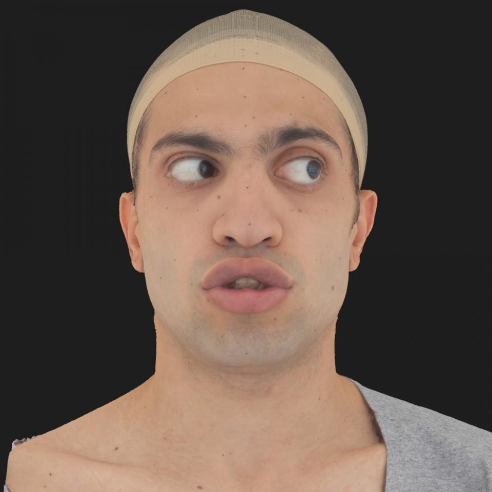 Samir Farsut 10 Look Left-Phoneme CH