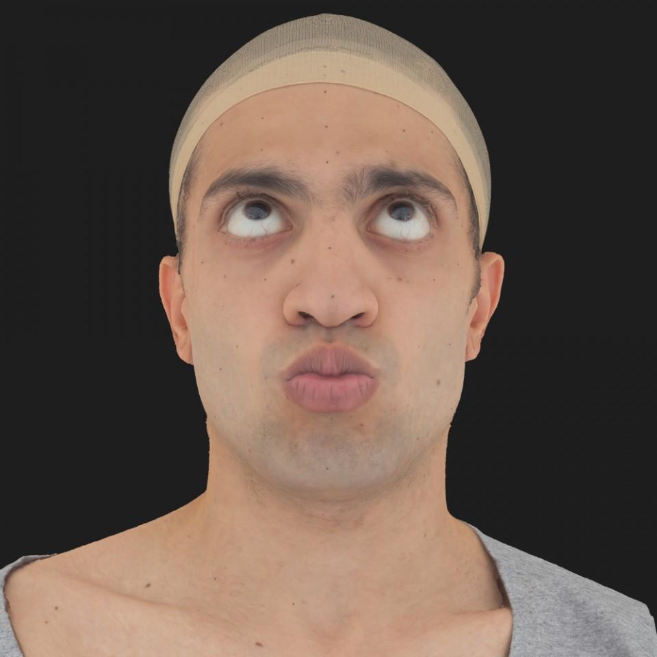 Samir Farsut 12 Pucker-Look Up