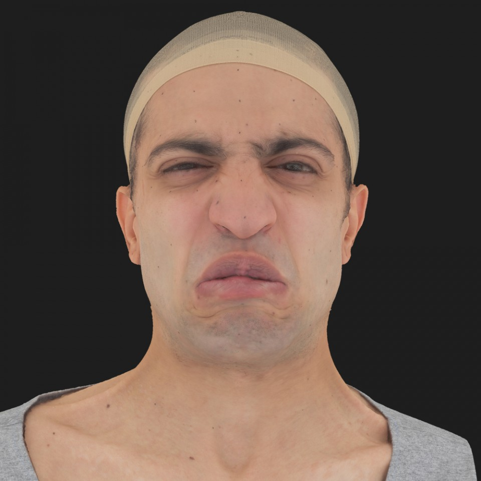 Samir Farsut 19 Disgust