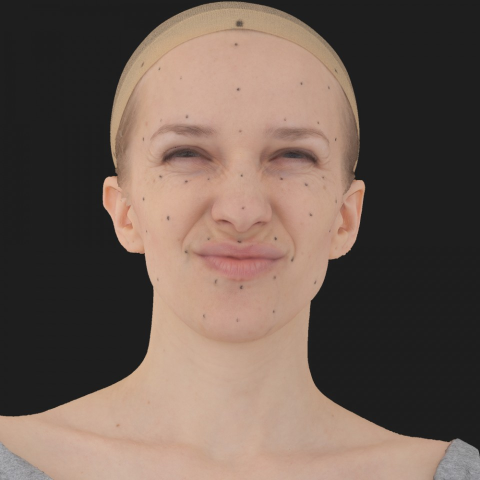 Sandra Lewis 06 Face Compression
