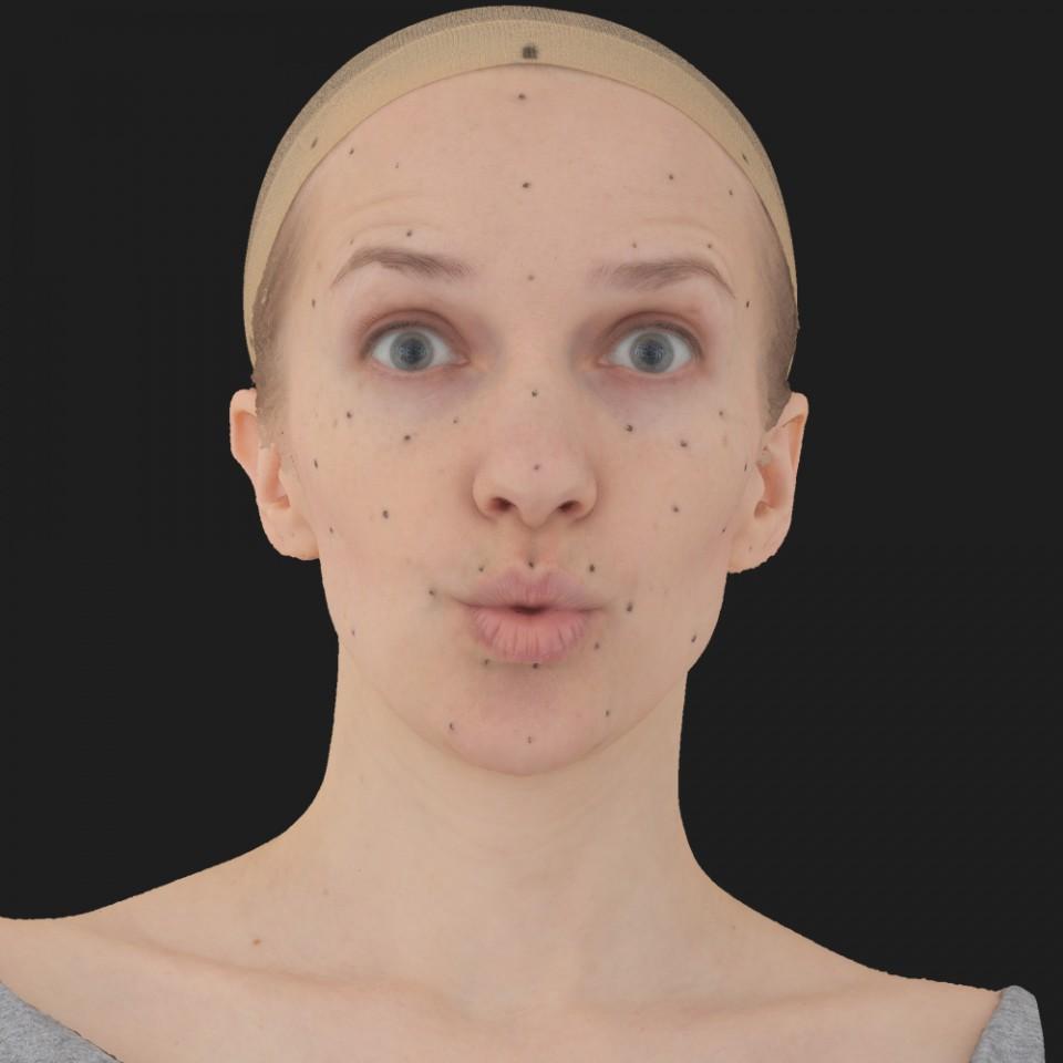 Sandra Lewis 11 Phoneme OO-Brow Raise Eyes Open Wide