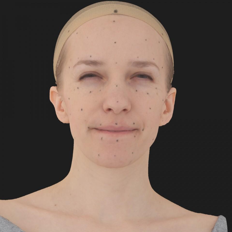 Sandra Lewis 15 Phoneme Hard FV-Eye Squint