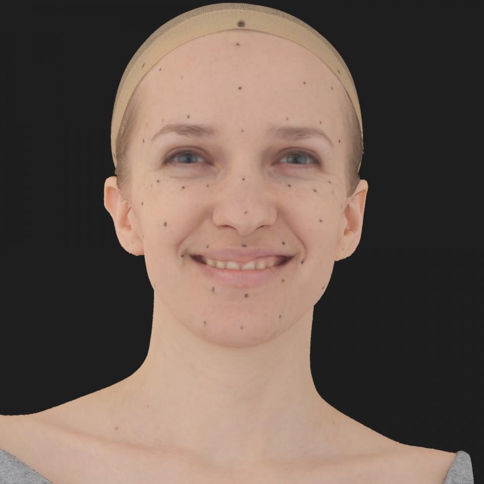 Sandra Lewis 16 Happy