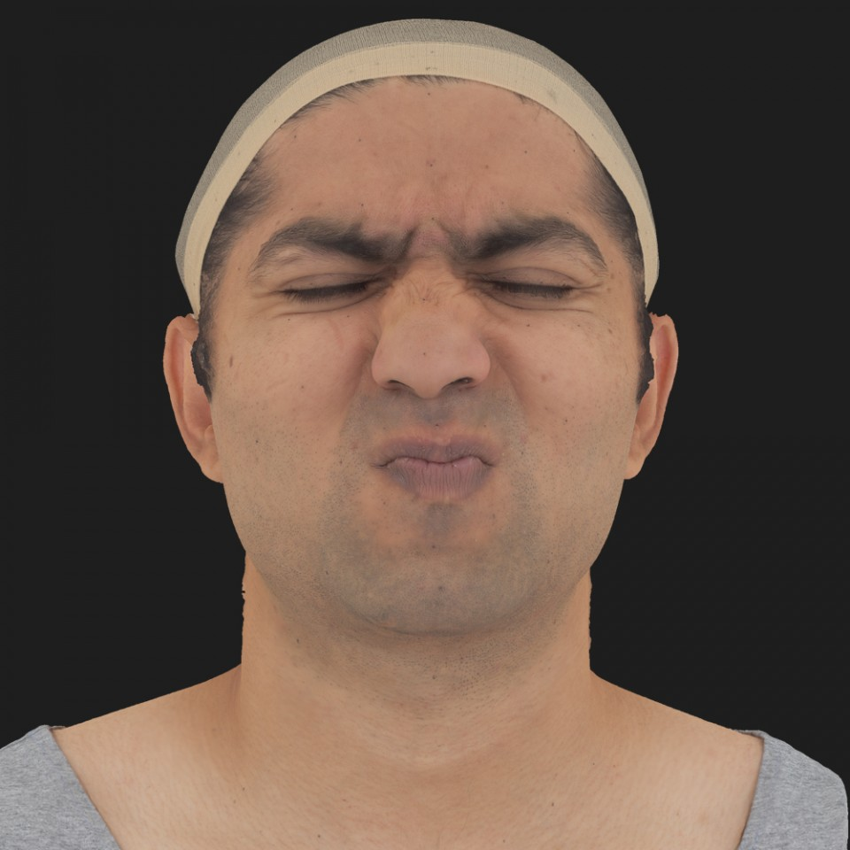 Sashi Kapoor 06 Face Compression
