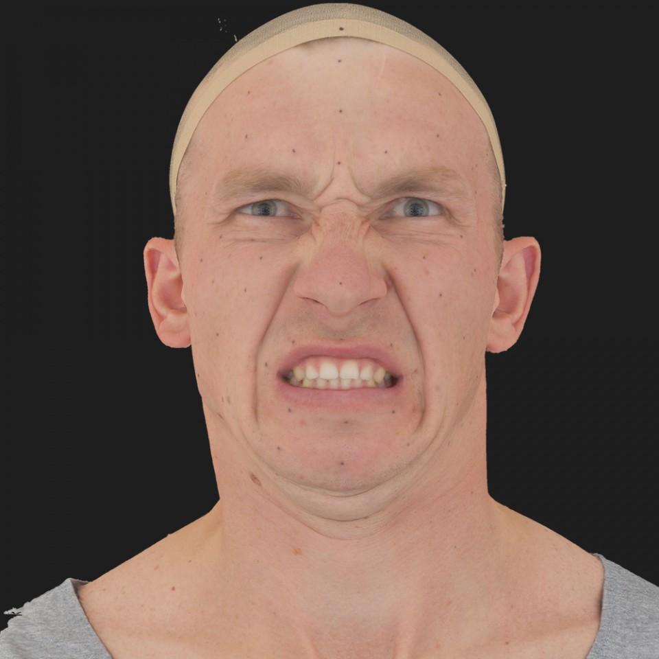 Scott Morgan 20 Rage
