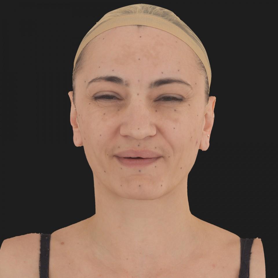 Sheri Howell 15 Phoneme Hard FV-Eye Squint