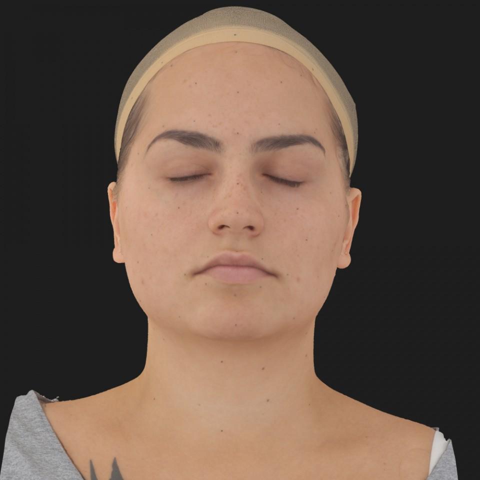 Sheryl Mckinney 02 Neutral-Eyes Closed