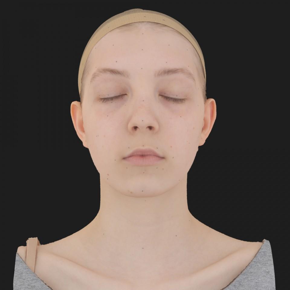 Sophia Masiello 02 Neutral-Eyes Closed