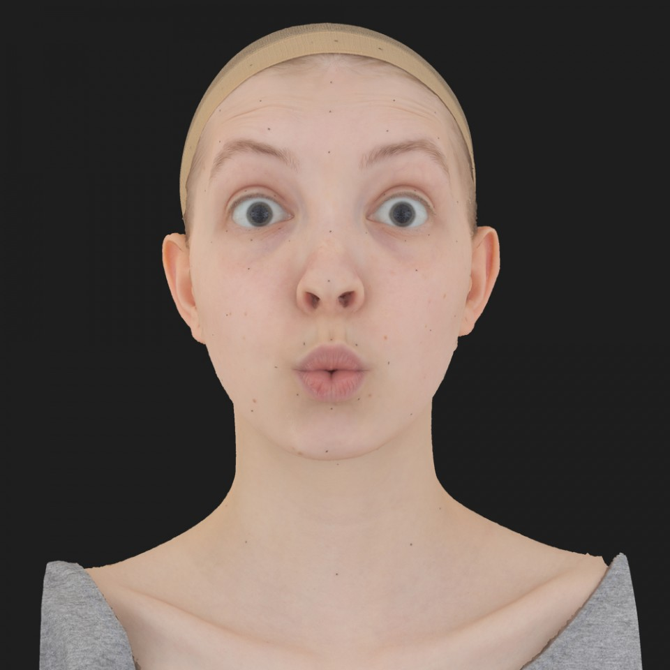Sophia Masiello 11 Phoneme OO-Brow Raise Eyes Open Wide