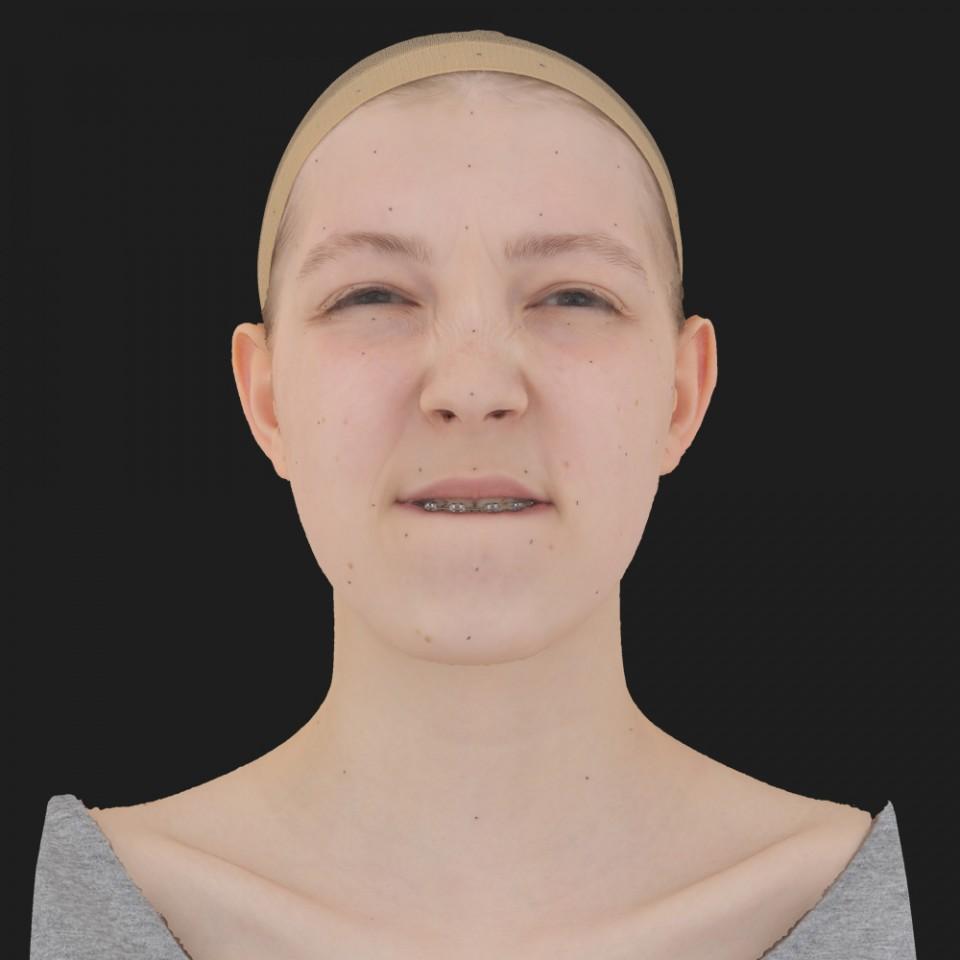 Sophia Masiello 15 Phoneme Hard FV-Eye Squint