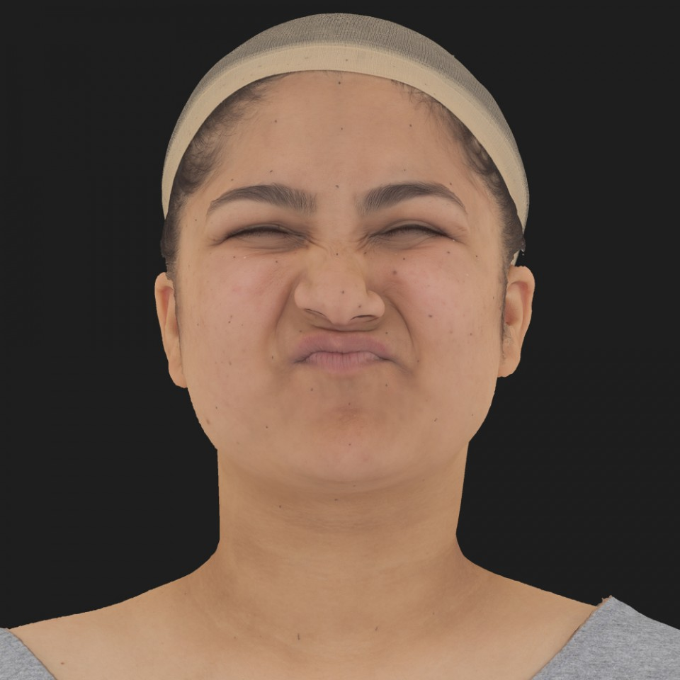 Sophie Acharya 06 Face Compression