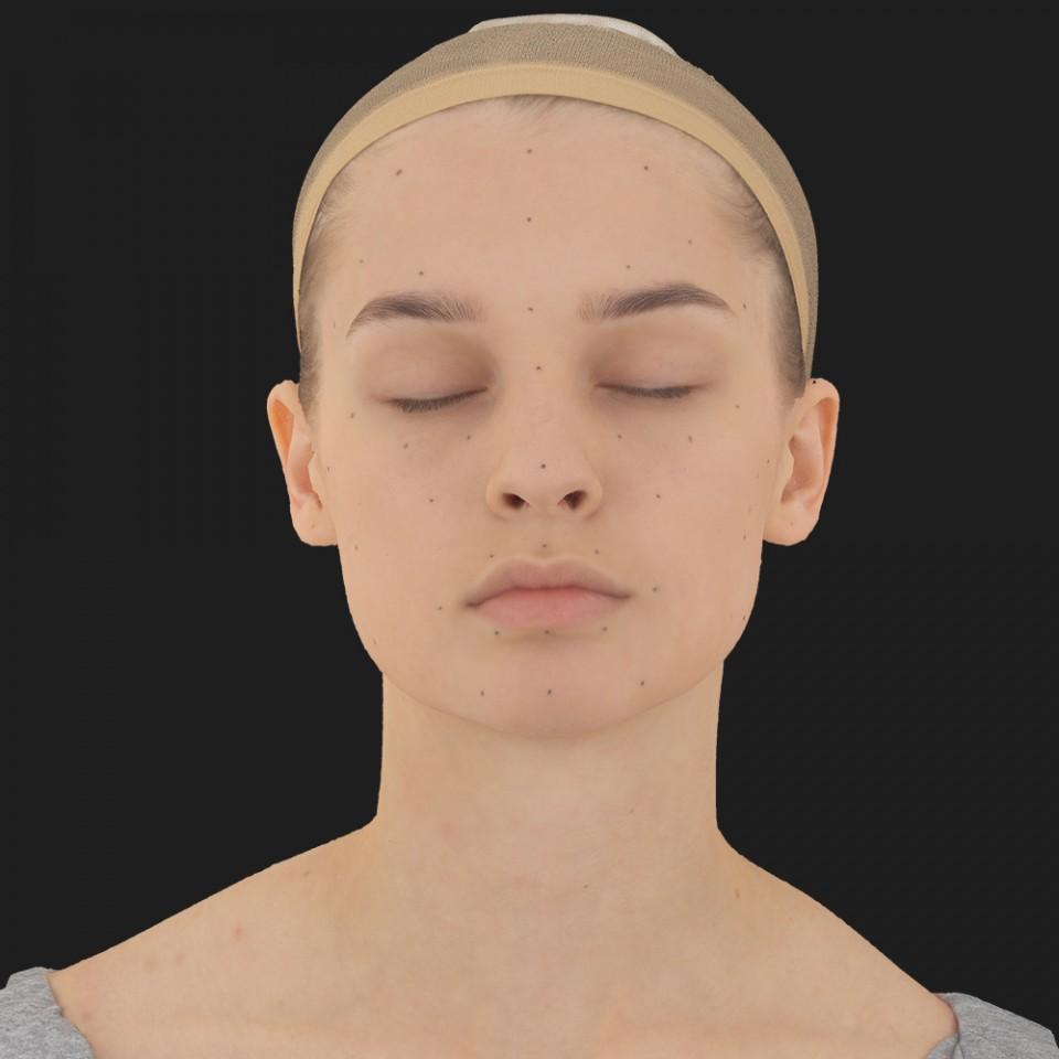 Sophie Bell 02 Neutral-Eyes Closed