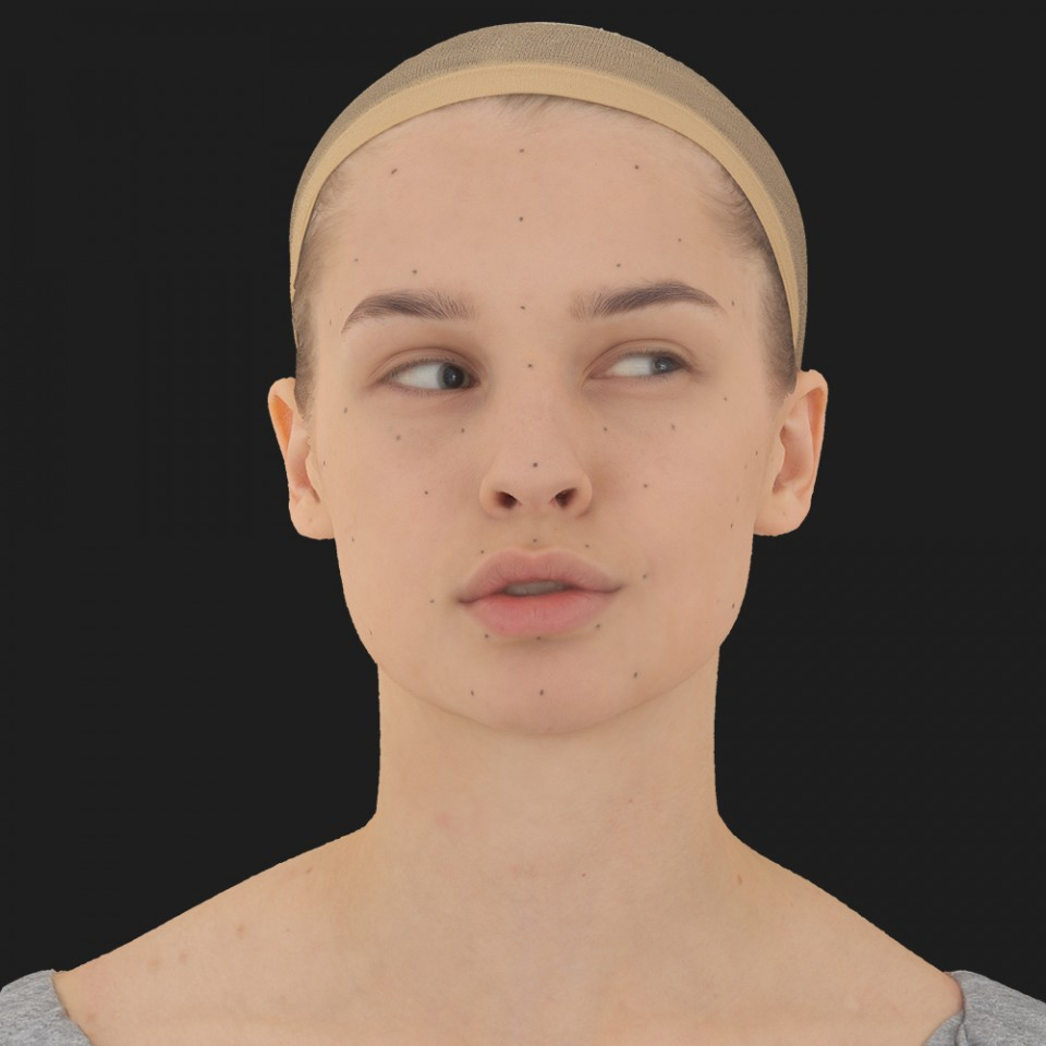 Sophie Bell 10 Look Left-Phoneme CH