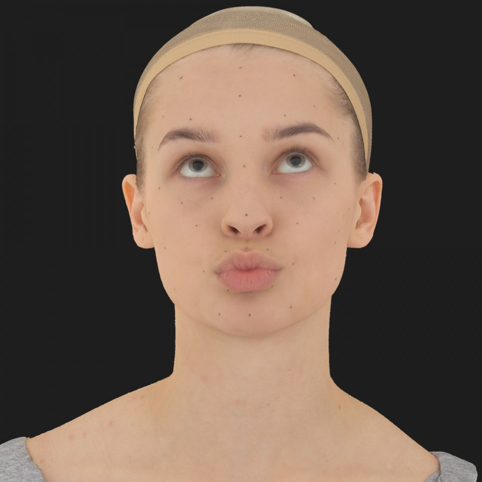 Sophie Bell 12 Pucker-Look Up
