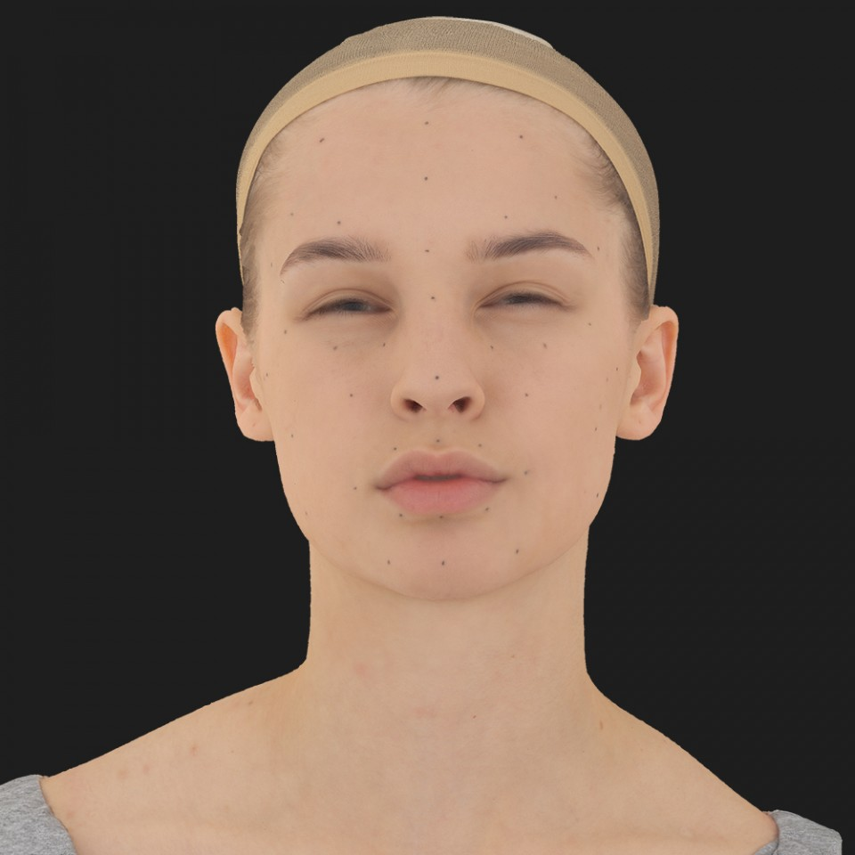 Sophie Bell 15 Phoneme Hard FV-Eye Squint