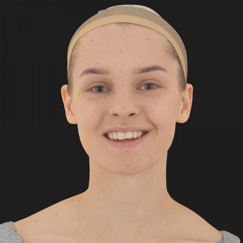 Sophie Bell 16 Happy