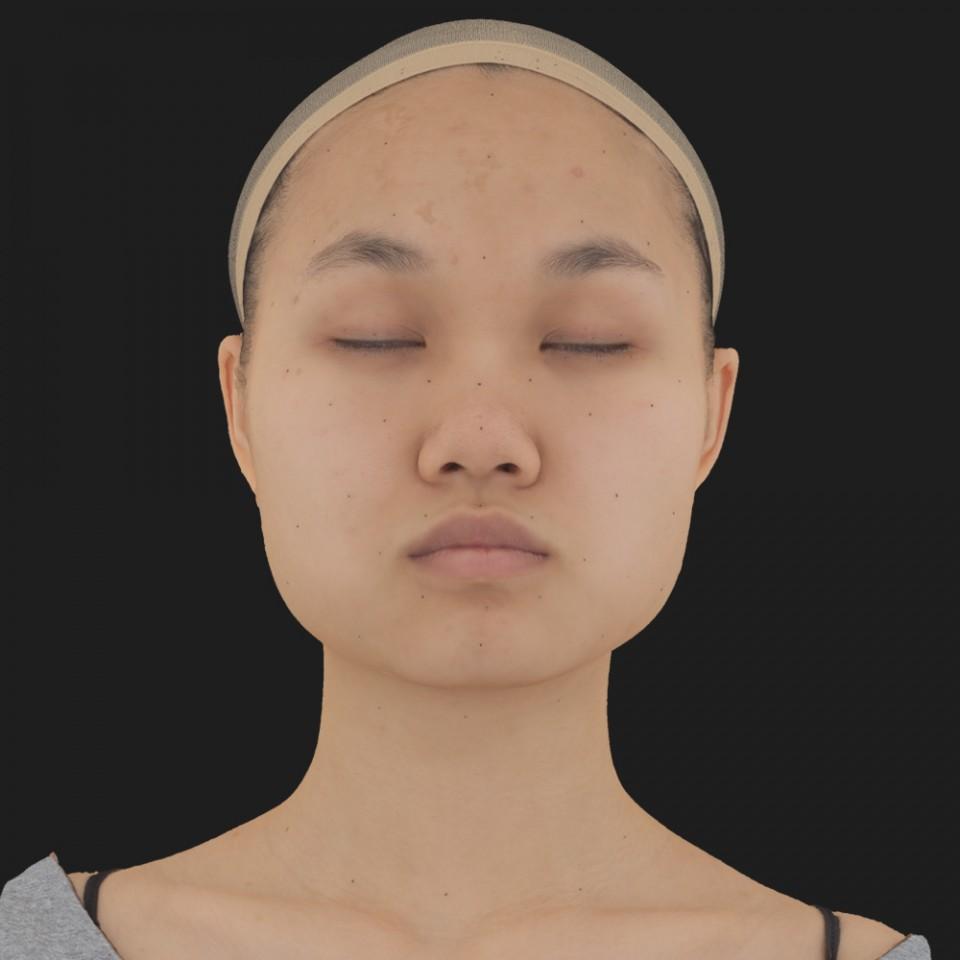 Sophie Tiu 02 Neutral-Eyes Closed