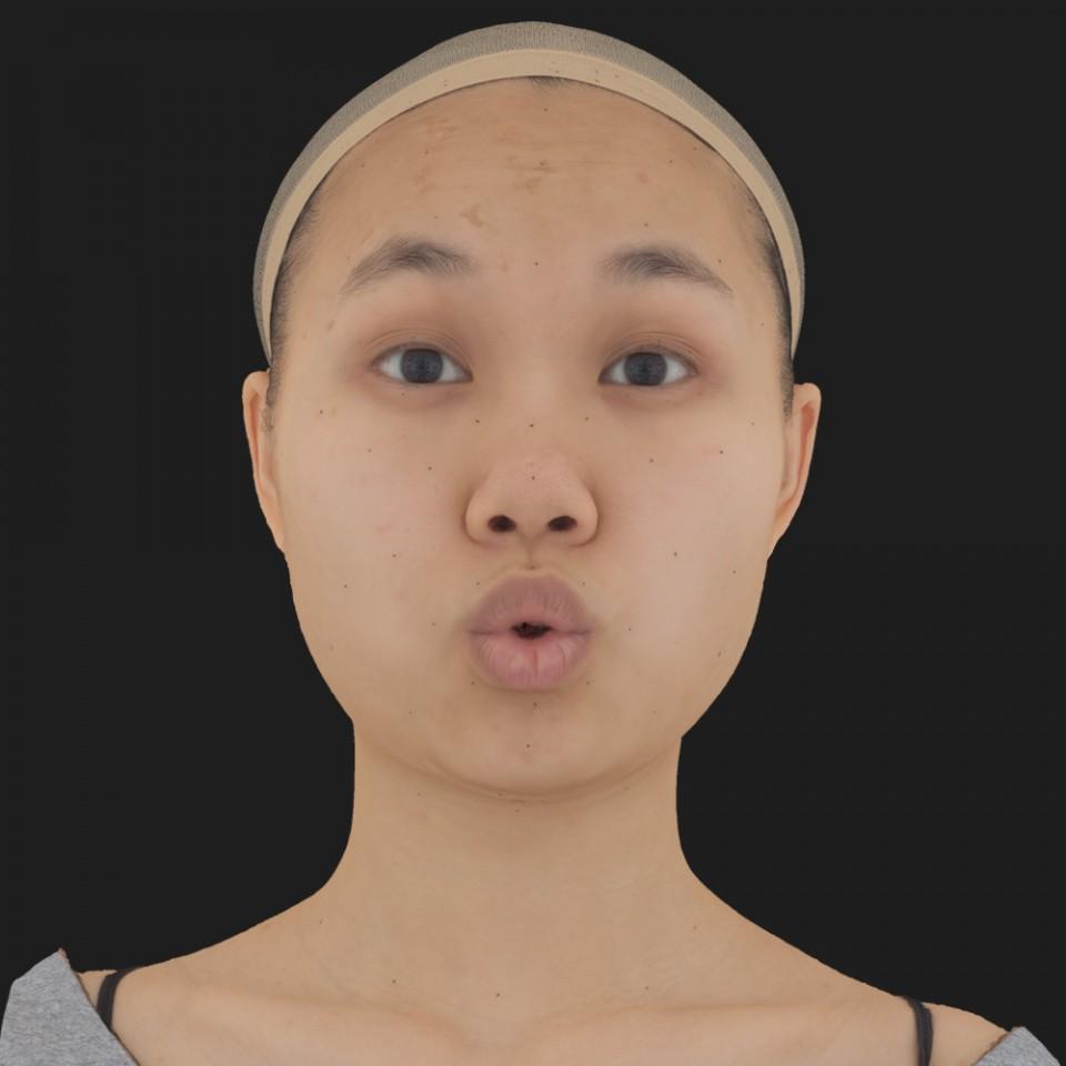 Sophie Tiu 11 Phoneme OO-Brow Raise Eyes Open Wide